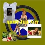 Army Jill Art