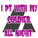 I PT with my ... all Night