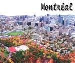 Montreal City Signature upper right