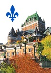 Frontenac Castle with Lys Flower