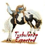 Bronc Rider Turbulence