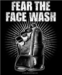 Fear The Face Wash