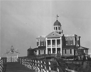 Southern Yacht Club c.1900