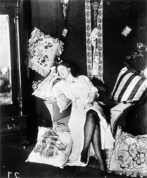 1912 Storyville Portrait
