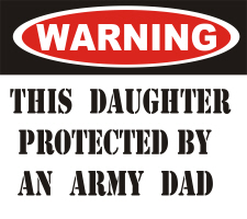 Warning - Daughter