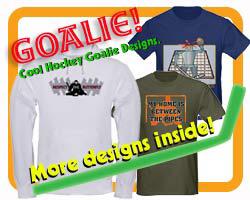 Goalie Designs