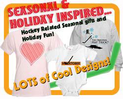 Seasonal hockey & holidays