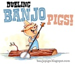 Pig On a Log