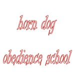 Horn Dog Obedience School