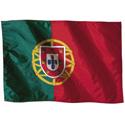 Wavy Portugal Flag