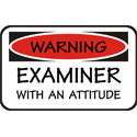 Examiner T-shirt, Examiner T-shirts
