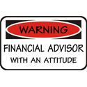 Financial Advisor T-shirt & T-shirts