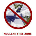 Nuclear Free Zone T-shirt & Gift