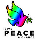 Give Peace A Chance T-shirt & Gift