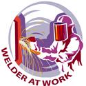 Welder T-shirt, Welder T-shirts