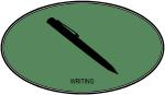 Writing (euro-green)