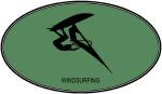 Windsurfing (euro-green)
