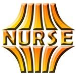 Nurse (yellow & orange)