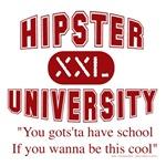 Hipster University