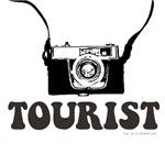 Camera Toting Tourist