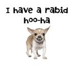I have a rabid hoo-ha
