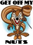Get Off My Nuts Squirrel
