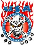 USA Payback Skull
