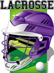 Lacrosse Helmet (Purple)