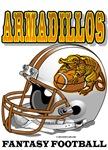 FFL Armadillos Helmet