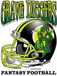 FFL Grave Diggers Helmet