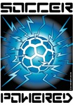 Soccer Powered (Blue)