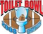 2008 FFL Fantasy Football League Toilet Bowl Champ