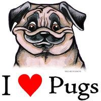Pug Art and Gifts