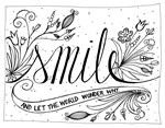Smile Doodle