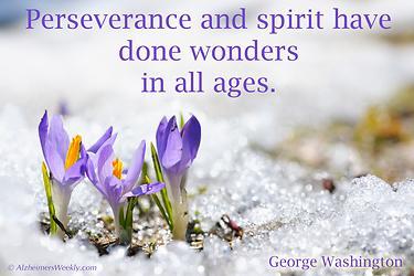 Perseverance & Spirit