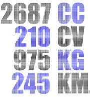 Carrera by numbers