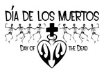 Dia de los Muertos-Day of the deas-Dancing Skeleto