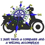 I need a compass...Scooter