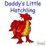 Daddy's Little Hatchling