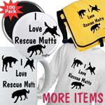 More I Love Rescue Mutts