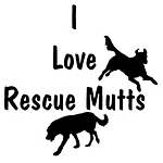 I Love Rescue Mutts