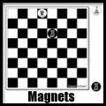 Fridge Chess (TM) Magnets