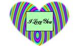 I LOVE YOU HEART BOX