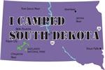 I Camped South Dekota