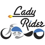 Lady Ride Blue Bike