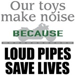 Loud Pipes 1