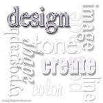 White Design Type