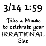 Pi Day - Take a minute