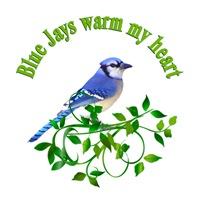 <b>BLUE JAYS WARM MY HEART</b>