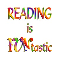 <b>READING IS FUNTASTIC</b>